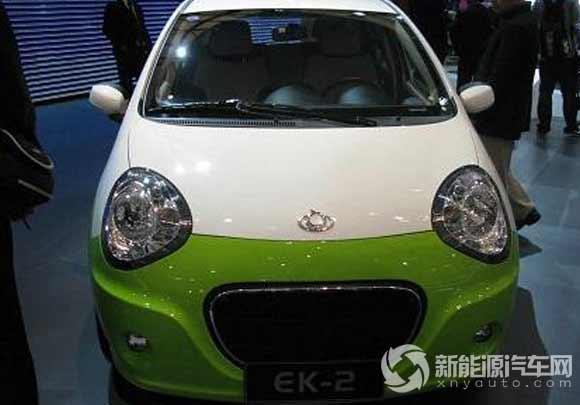 吉利全球鹰ek-2电动汽车