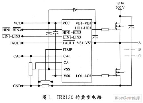 无刷直流电动机功率驱动电路设计