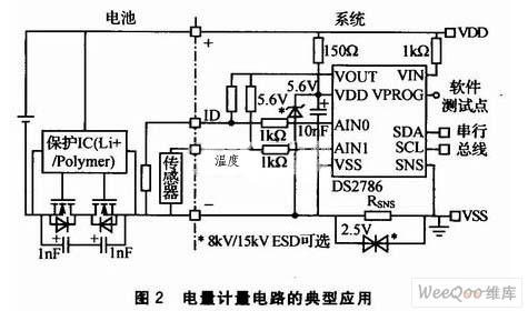 pxa270的电池充电及电量计量模块设计