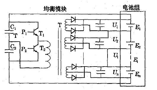 电动车电池均衡控制的建模与分析