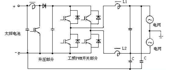 光伏逆变器主电路及电力电子器件