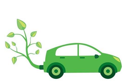 新能源汽车 环保 夫妻 环保从何说起高清图片