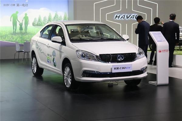 大盘点:广州车展22款纯电动汽车汇总_全球新能源汽车网