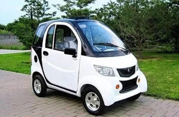 奇瑞eq纯电动汽车图片