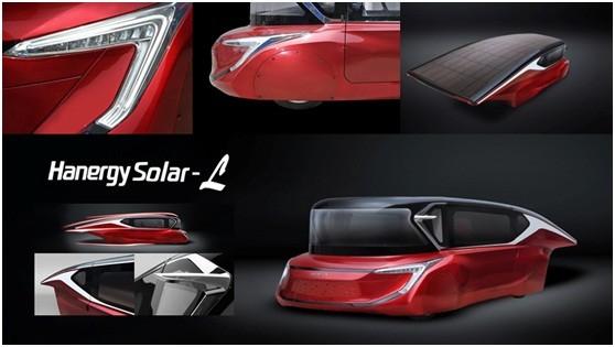 汉能全太阳能动力汽车   张彬在演讲中对新能源汽车和太阳能汽车发展作出了预测。同时张彬在演讲中表示,中国处在经济结构调整和产业转型升级的巨大的变革中,新能源已经成为全球能源可持续发展的战略选择。未来三年内,中国薄膜发电民用应用市场规模将成为全球第一,中国薄膜发电技术在军工国防、航空航天领域的应用将成为全球第一。   更多详细内容请关注OFweek 2016高科技大会专题!