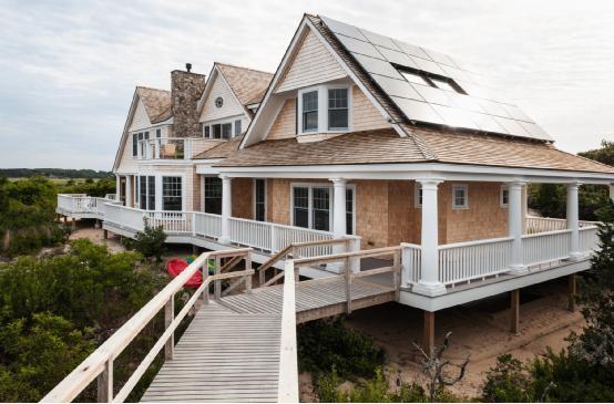 城市别墅屋顶安装太阳能发电系统需要符合哪些条件