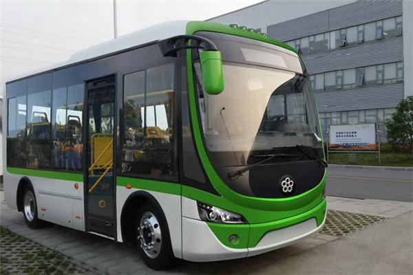 珠海银隆电动公交车-董明珠造的新能源汽车6分钟充满电 甩特斯拉半条高清图片