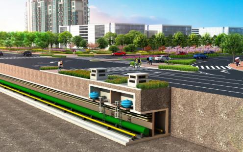 首页 环保节能 环保节能 正文  综合管廊是建于地下,用于容纳两类及
