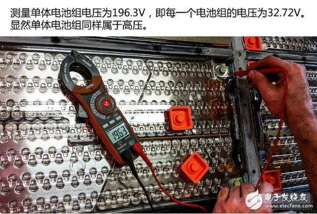 特斯拉电池拆解图分析_全球新能源汽车网